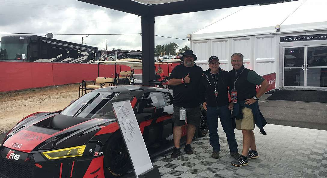 Convening Around Petit Le Mans