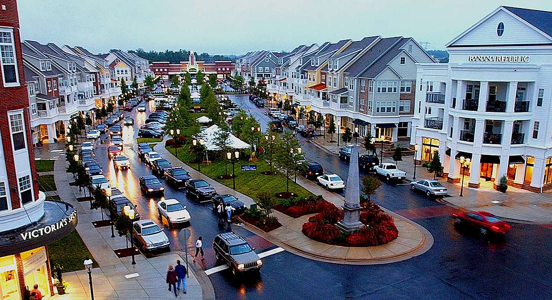 Birkdale Village Establishes Its Roots