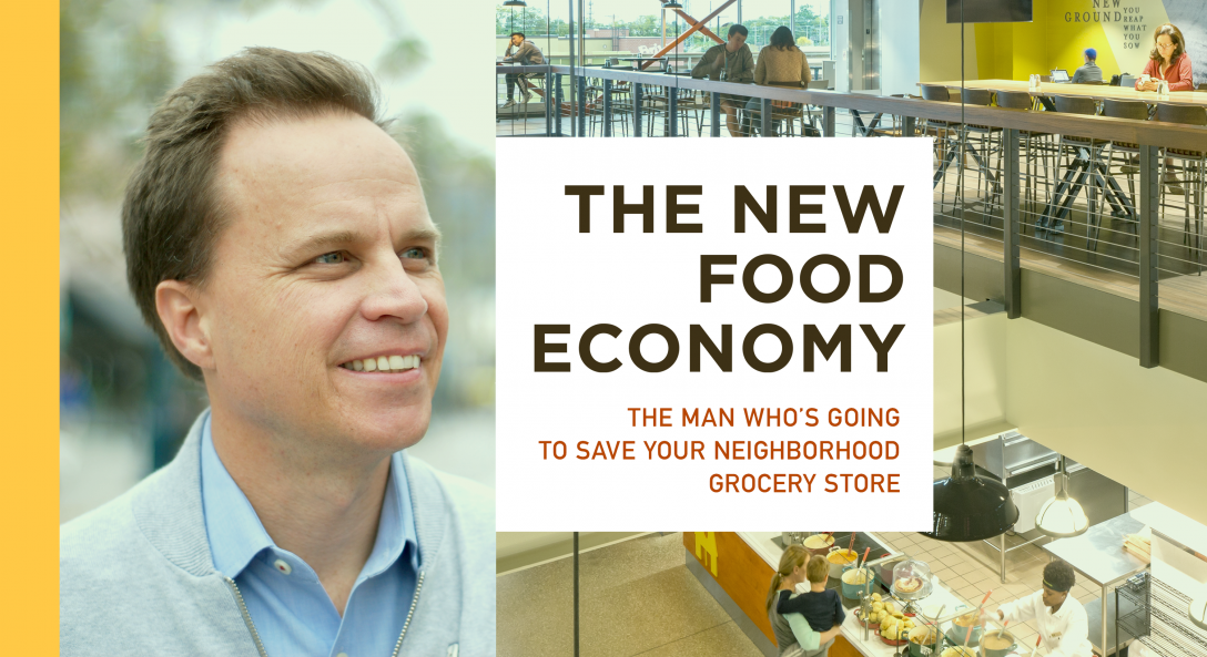 Navigating The New World of Grocery
