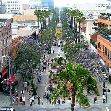 Downtown Santa Monica