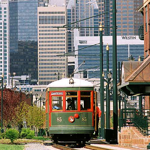 Charlotte Trolley Vision Plan
