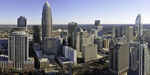 The Future Of Charlotte's Center City