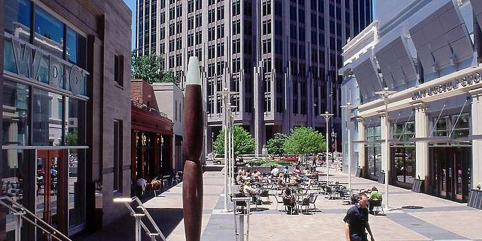 Bank of America: Hearst Plaza